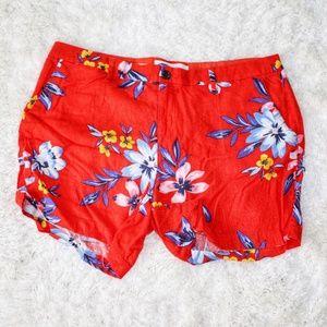 2/$10 Old Navy Tropical bright Shorts